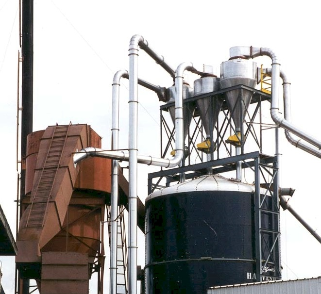 Duct Work | Industrial Cyclone Dust Collectors