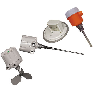 Hopper Level Instruments and Flow Aids