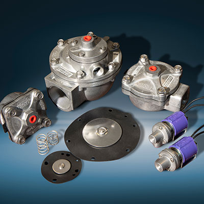 Pulse Valves and Kits