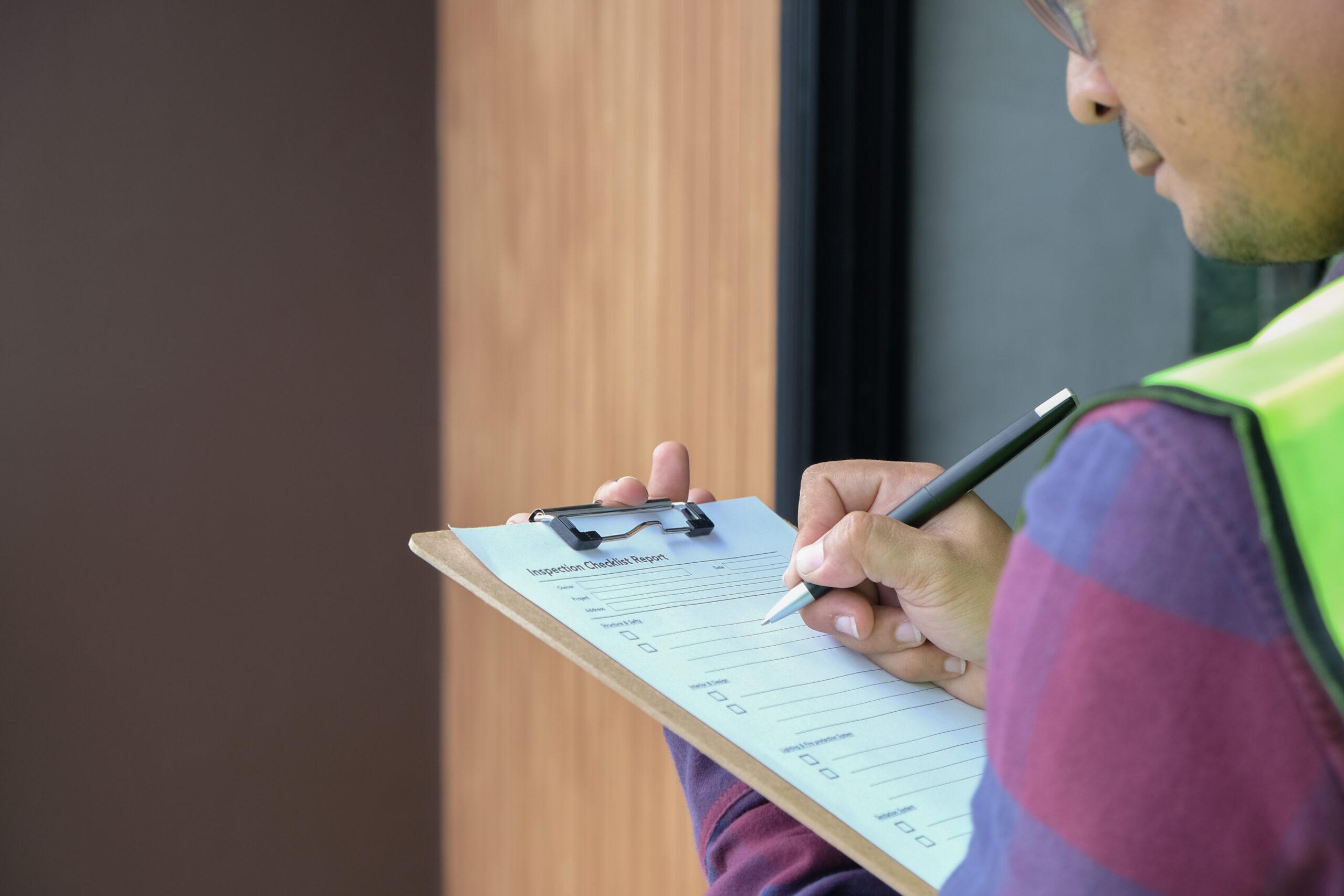 dust collector maintenance checklist